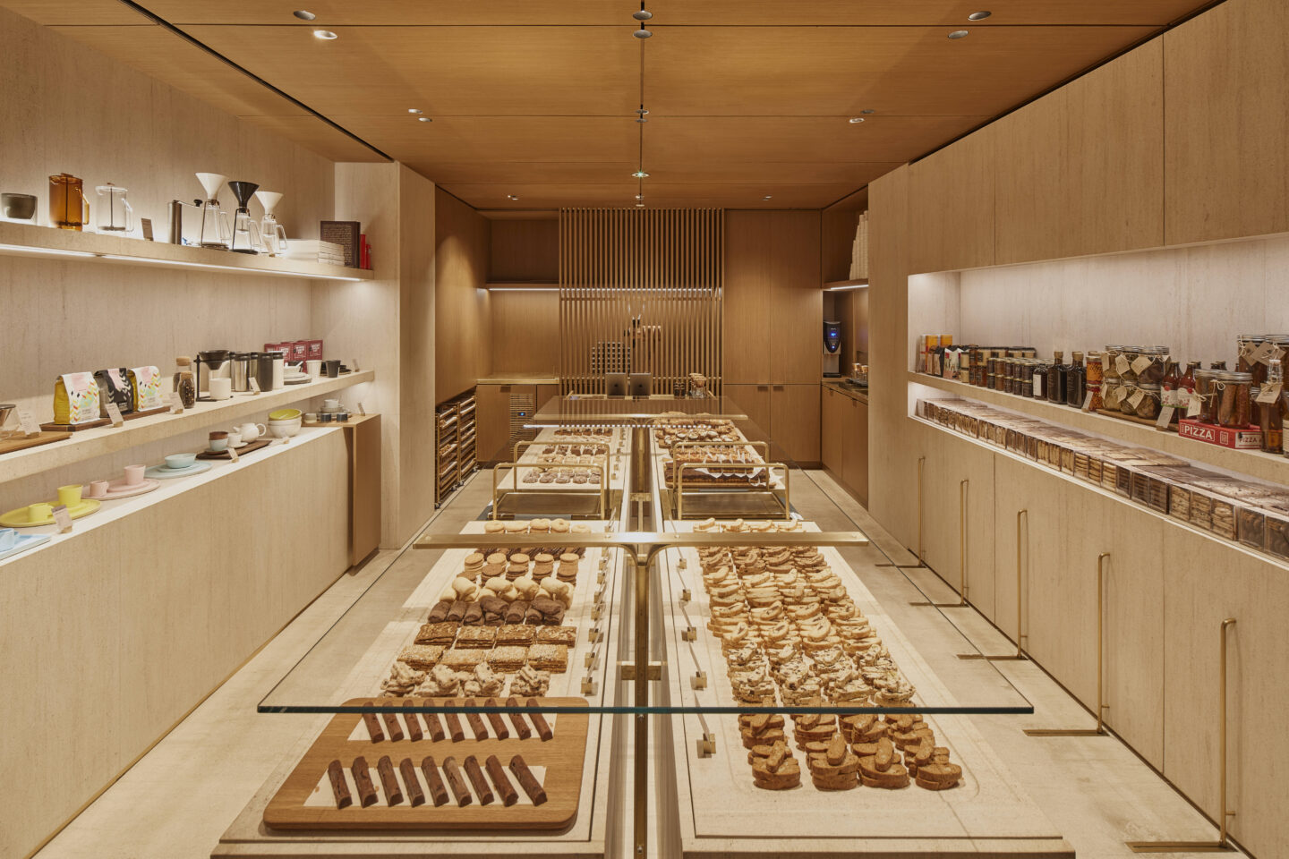 Biscotteria Forno Cultura Union Station by Built Work