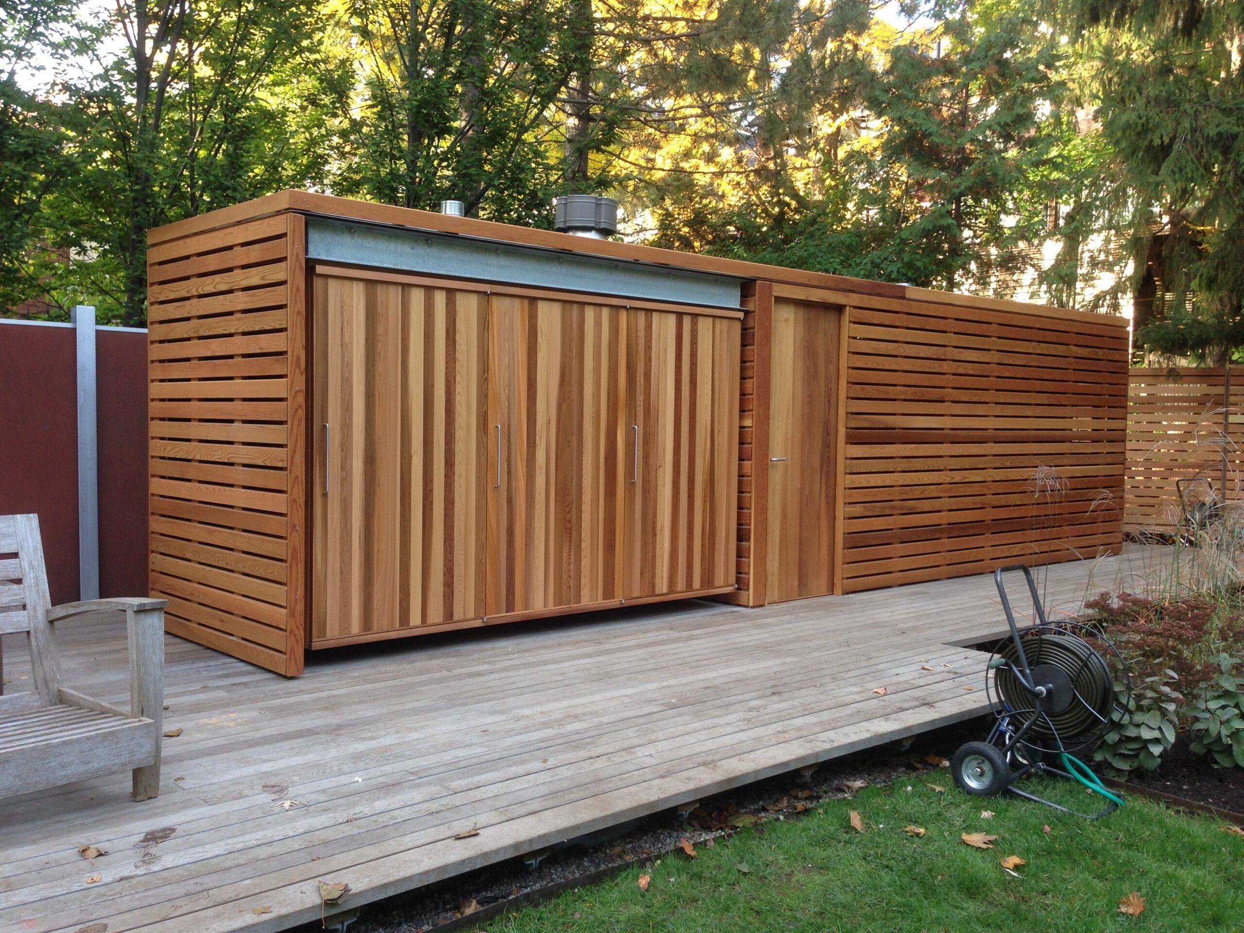 Rosedale poolhouse by Built Work