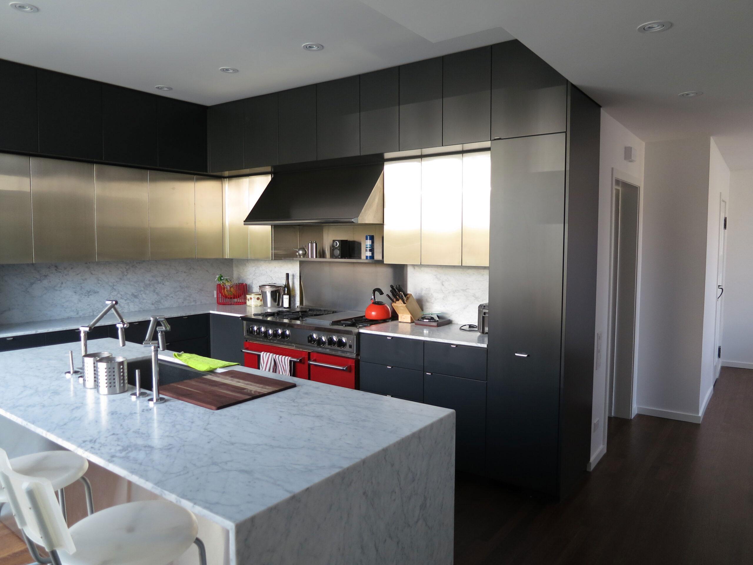 Wychwood Kitchen by Built Work Design