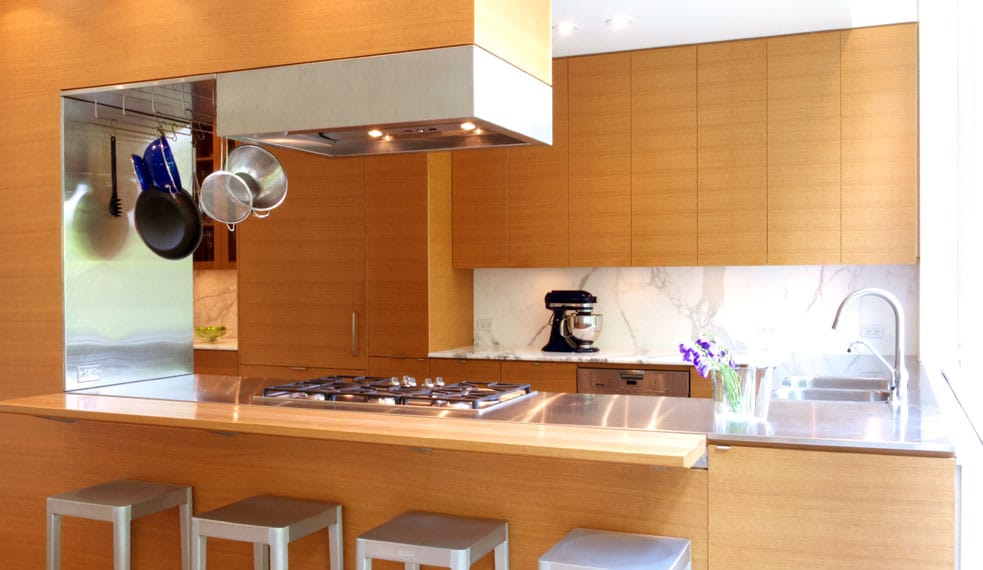 Swansea kitchen by Built Work