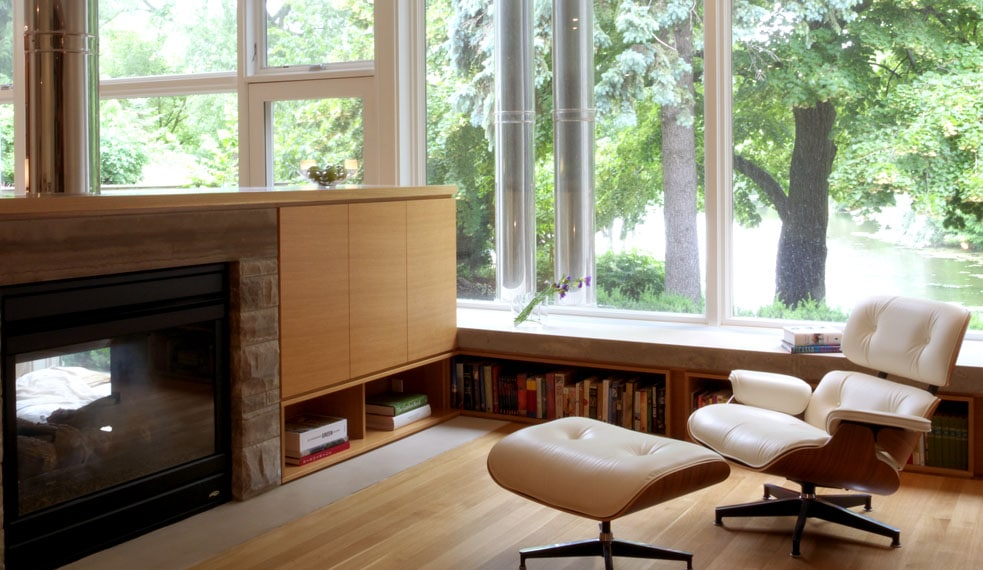 Swansea fireplace by Built Work
