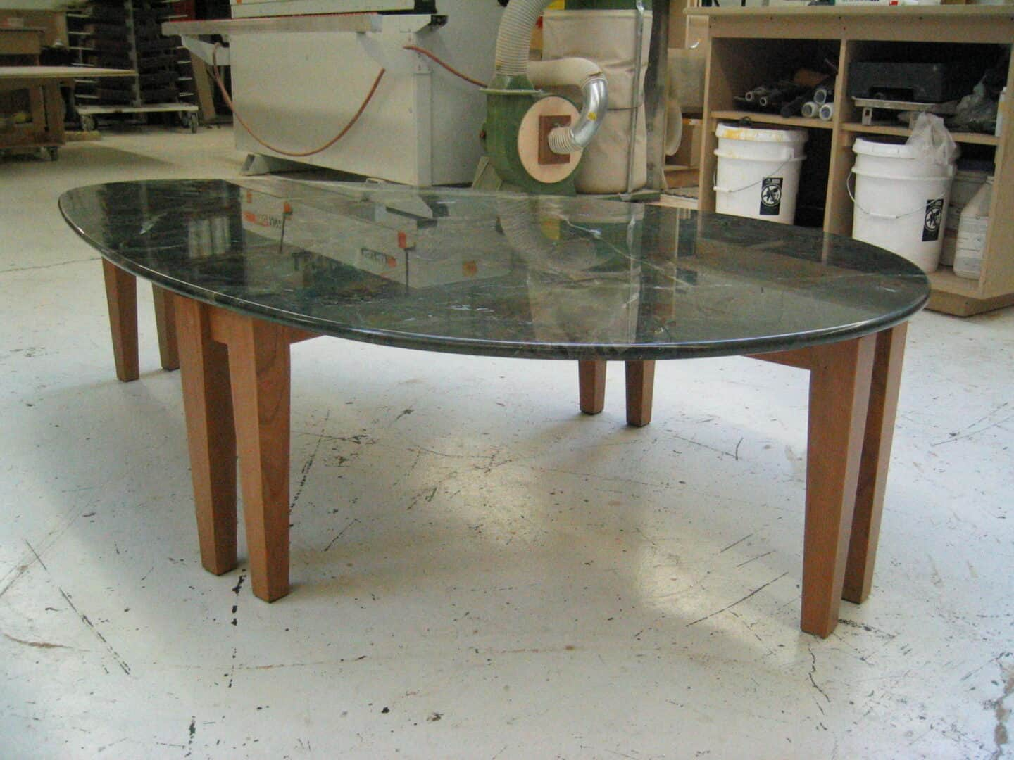 Coffee Table by Built Work Design