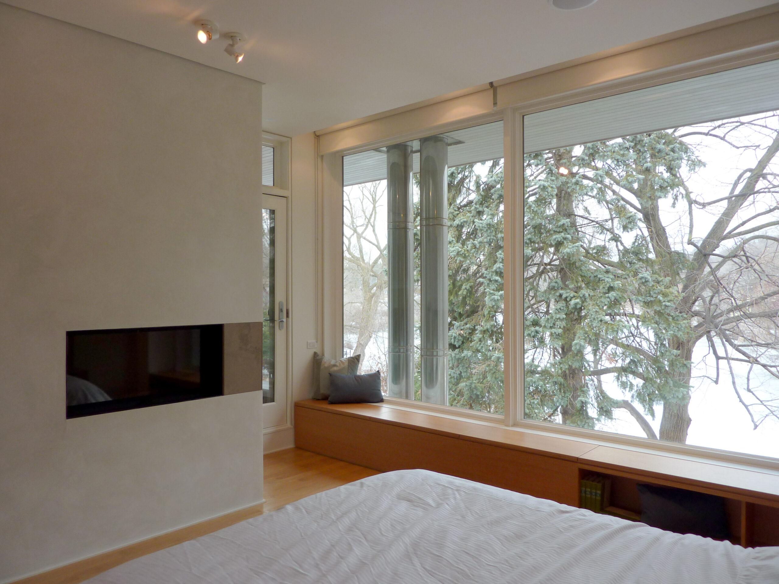 Swansea Master Bedroom by Built Work Design