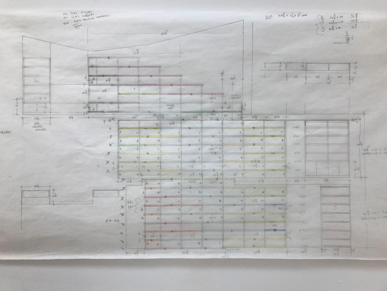 Grant Street sketch by Built Work Design