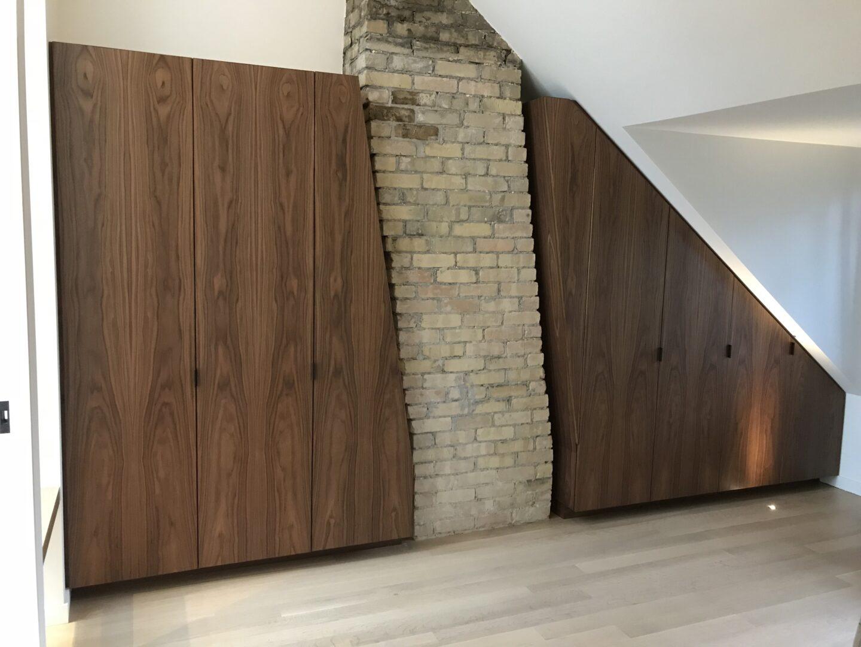 Grant Street closet by Built Work Design